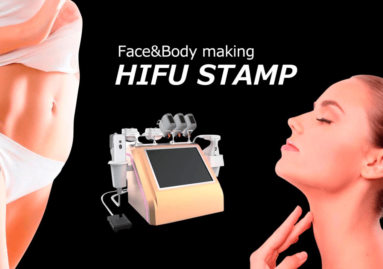 ハイフマシン HIFU STAMP(ハイフスタンプ)